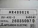 Дисплей информационный MR489626 (67464419) Spase Wagon Mitsubishi, фото 4