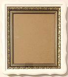 Киот А 29х32см. фигурная рама багет (под литографию 20х24см), фото 2