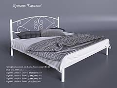 """Кровать """"Камелия"""" от фабрики Тенеро"""
