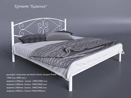 """Кровать """"Камелия"""" от фабрики Тенеро, фото 2"""