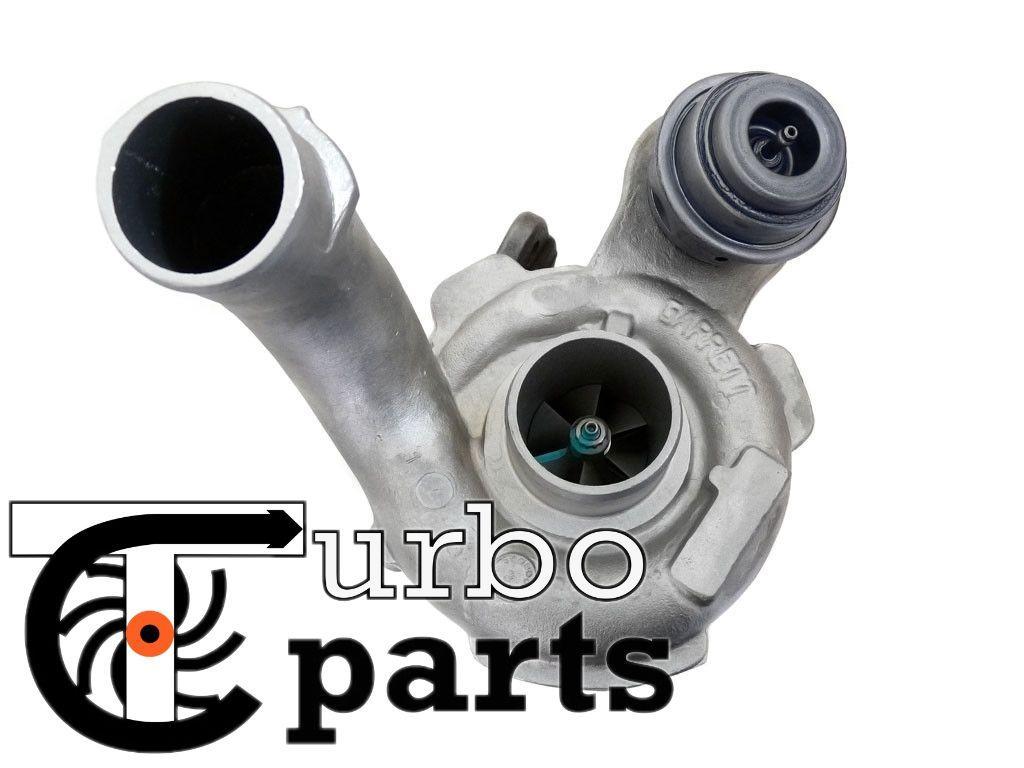 Восстановленная турбина Volvo S40 / V40 1.9 D от 2000 г.в. - 751768-0001, 717345-0002, 703245-0001
