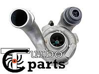 Восстановленная турбина Volvo S40 / V40 1.9 D от 2000 г.в. - 751768-0001, 717345-0002, 703245-0001, фото 1