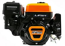 Газ-бензиновый двигатель Lifan KP230e (8 л.с., электростартер, шпонка 20 мм)