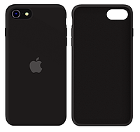Чехол Silicone Case Full для iPhone SE2 /SE 2020 black