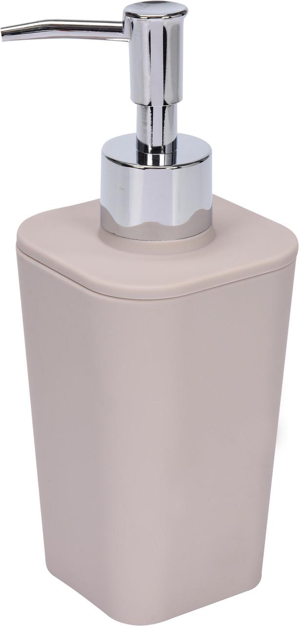 Дозатор жидкого мыла бежевый Fala 69347