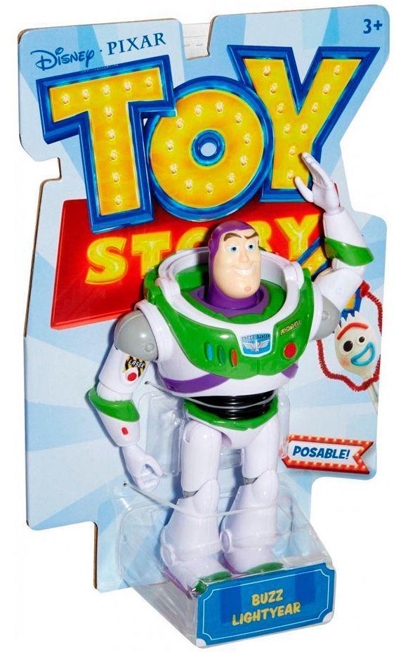 Фігурка космічного рейнджера Базза Лайтера Toy Story 4