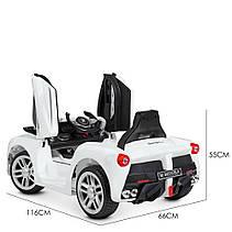 Дитячий електромобіль машина M 4455EBLR-1, фото 2