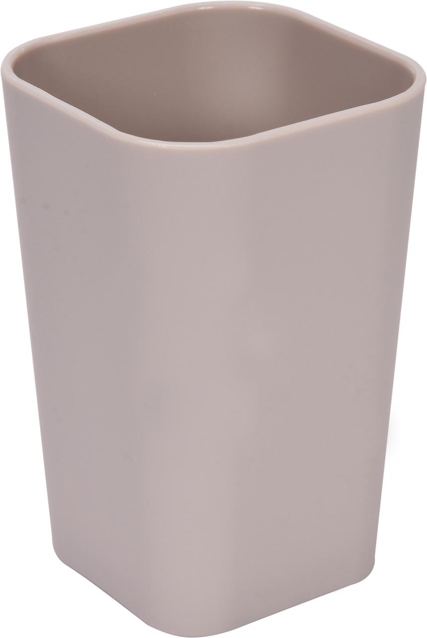 Чашка для зубных щеток бежевая Fala 69344