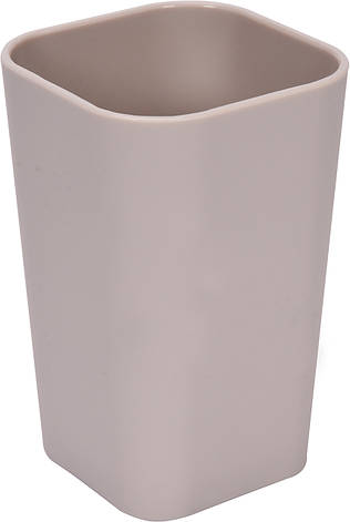 Чашка для зубных щеток бежевая Fala 69344, фото 2