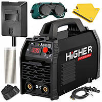 Зварювальний інверторний апарат Higher IGBT-300A