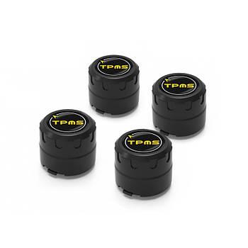 Система контроля давления и температуры в шинах TPMS V11B Bluetooth внешний датчик