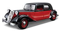 Автомодель 1:24 BburagoBijoux CITROEN 15 CV TA 1938 g18-22017