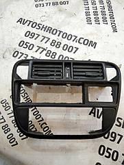 Накладка панелі приладів, торпедо, Накладка панелі приладів, торпедо Honda Civic 77251s04g010