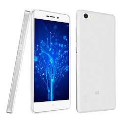 Прозрачный Чехол Xiaomi Mi 5 (ультратонкий силиконовый) (Сяоми Ксиаоми Ми 5)
