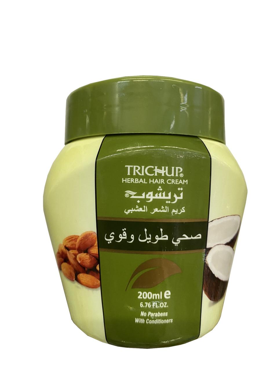 Индийский крем - маска для волос Trichup с Нимом 200 мл