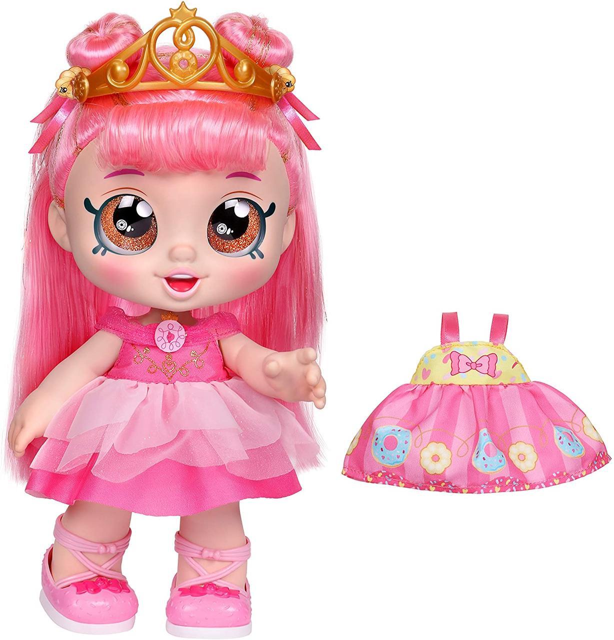 Кукла Кинди Кидс Донатина из серии Наряжай друга Kindi Kids Dress Up Friends Donatina Princess