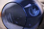 """Подсвечник стеклянный 36*8см, 300мл """"Сфера"""" синий, фото 6"""