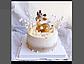 3D Форма силиконовая молд олененок олень мама оленят молд для мыла шоколада мастики, фото 5