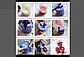 3D Форма силиконовая молд олененок олень мама оленят молд для мыла шоколада мастики, фото 6