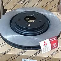 Тормозной диск Toyota Camry V40 RAF4 Lexus ES (43512-33130)