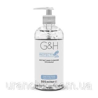 Гель для очищения рук с антибактериальным эффектом G&H PROTECT+