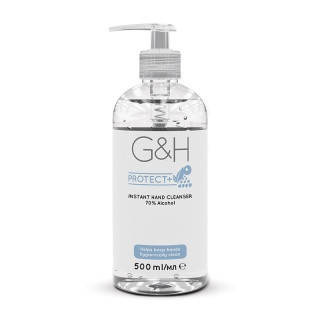 Гель для очищення рук з антибактеріальним ефектом G&H PROTECT+
