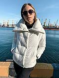 Куртка женская беж, фото 4