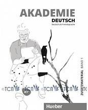 Akademie Deutsch A1+ Band 1/ Zusatzmaterial mit Audios online