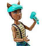 Monster High Клод Вульф з серії Скарнавал Storytelling Scarnival Clawd Wolf, фото 2