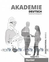 Akademie Deutsch A2+ Band 2/ Zusatzmaterial mit Audios online