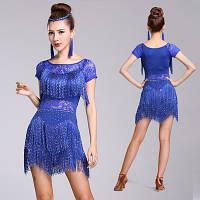 Платье для бальных и восточных танцев Грация M - 3XL