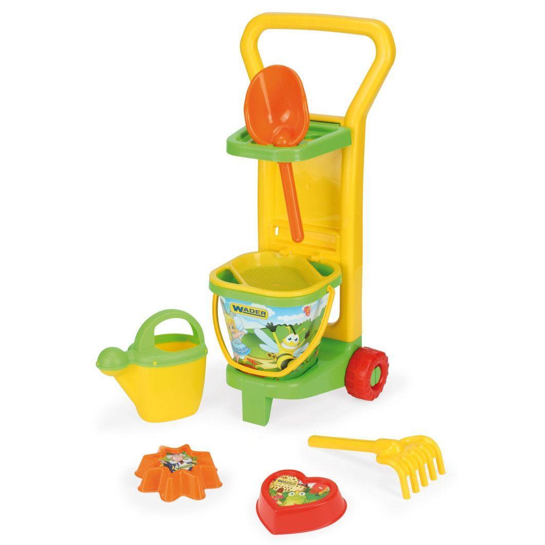 Детский игровой набор Маленький садовник Wader 10770