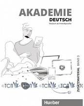 Akademie Deutsch B1+ Band 3 Zusatzmaterial mit Audios online