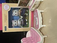 Животные флоксовые гостинная , в коробке 10*11*7см