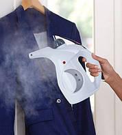 Ручной отпариватель, паровой утюг для одежды, мебели Аврора А7 (as seen on tv) вертикальный пароочиститель