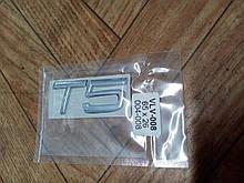 Надпись T5   65х26 мм   металл