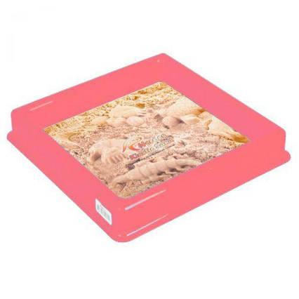 Маленькая песочница (розовый) E KUM-015