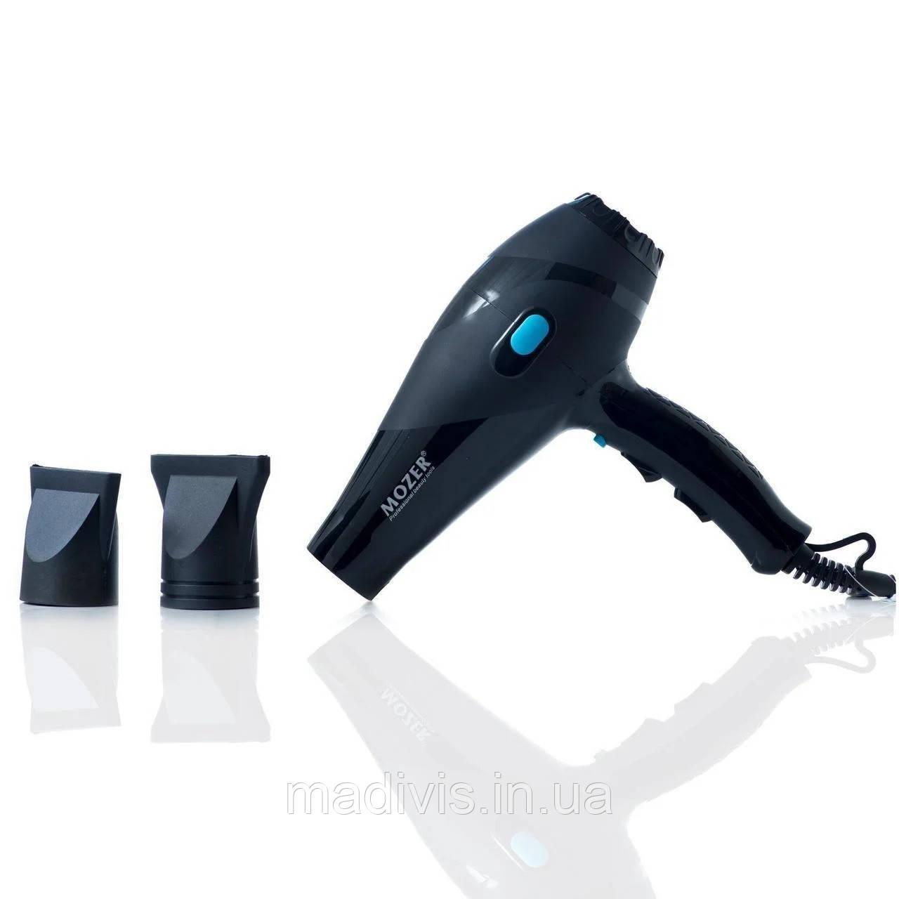 Профессиональный фен для волос Mozer MZ-3100, (6000 Вт)