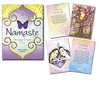 Namaste Blessing & Divination Cards, фото 1