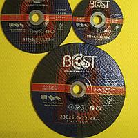 Зачистные диски по металлу Бест 230×6мм