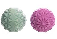 Мяч массажный DuoBall MASSAGE BALL 12,5x6,5 см для фитнеса и йоги