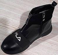 Ботинки для девочки Bessky  HF, фото 1