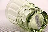 """Стеклянные стаканы набор 6шт, 250мл """"Винтаж"""" зеленые, фото 9"""