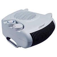Тепловентилятор Maestro MR-921 Дуйка дуйчик электрический переносной экономный напольный обогреватель серый