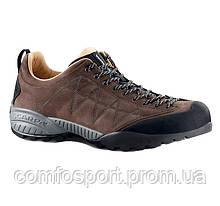 Трекинговые кроссовки Scarpa Zen Leather Brown - легендарная модель туристической обуви от Scarpa.