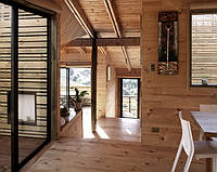 Деревянный интерьер