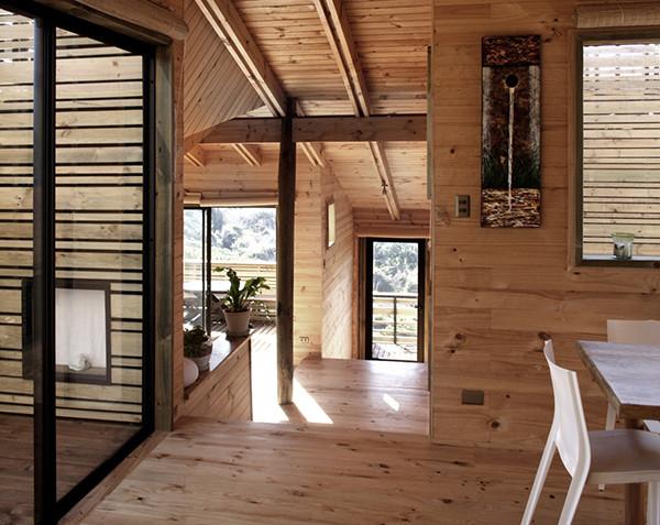Деревянный интерьер , фото 1