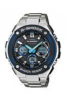 Мужские часы Casio G-SHOCK GST-W100D-1A2ER оригинал