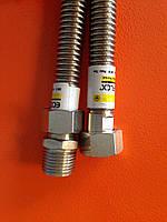 Гофрированный шланг газ 3/4 гш 60 см. Eco-flex