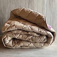 """Одеяло на овчине """"ODA"""" Размер Евро 200*220 см   Ковдра вовняна. Стеганое одеяло."""